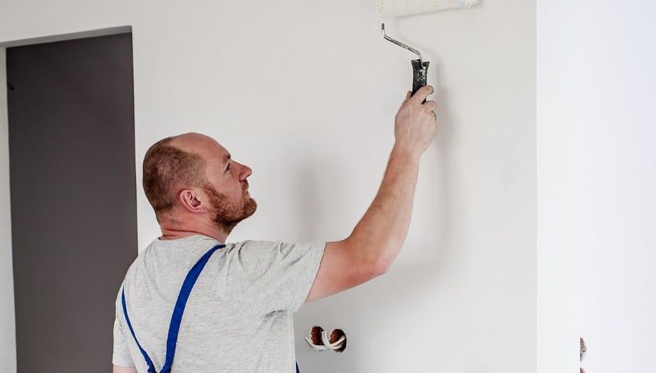 Un peintre résidentiel