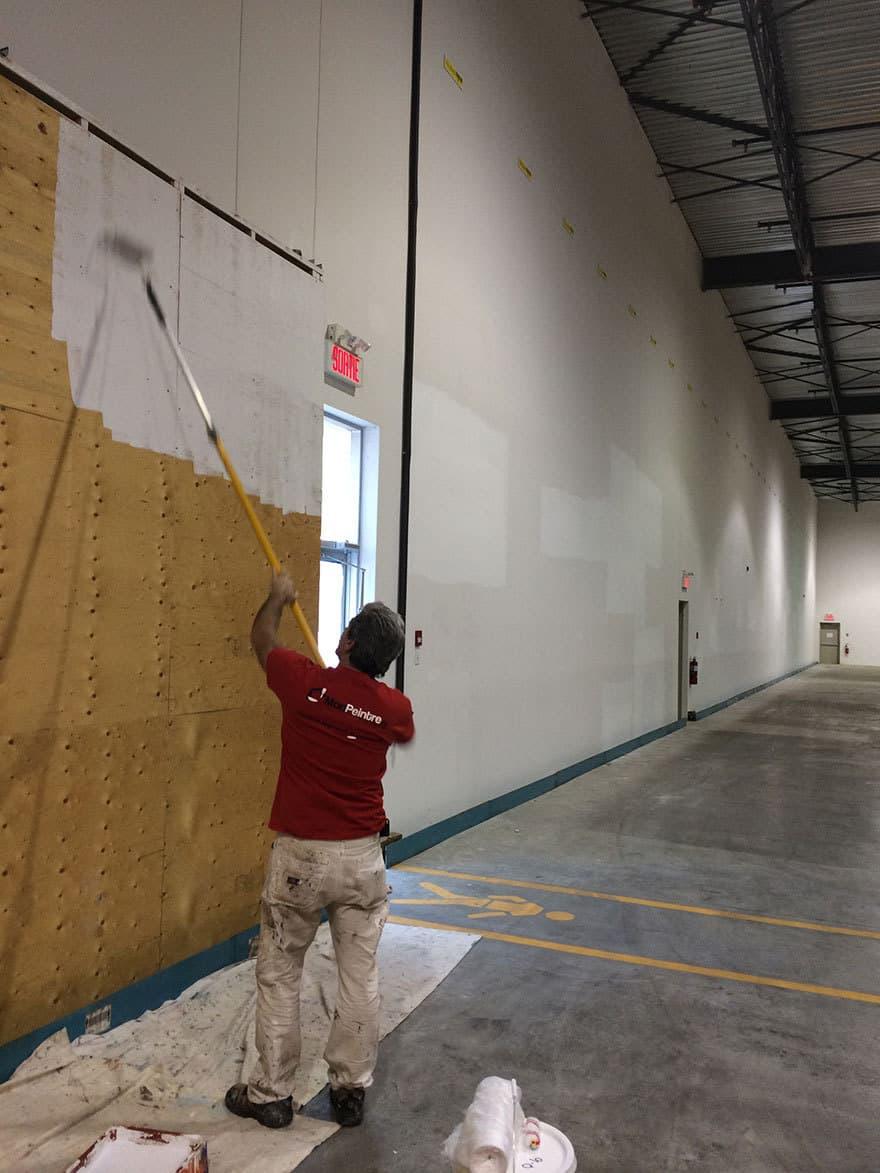 Peintre, industriel de bâtiment