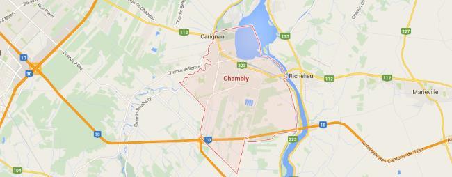 peintre en bâtiment à Chambly