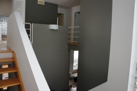 Peintre en home staging