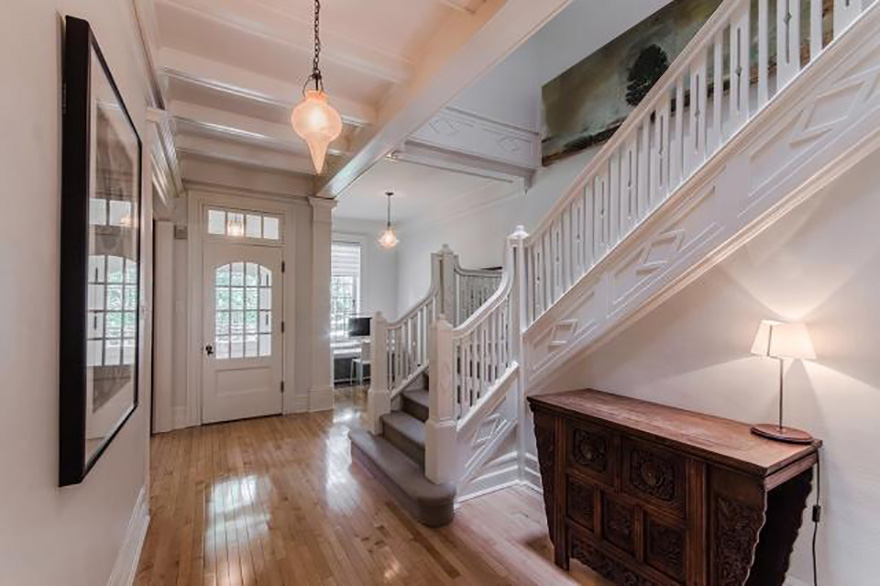 Residential, Paint, Interior, Montreal