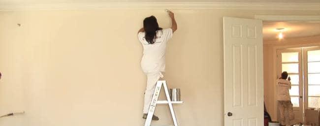 peintre résidentiel