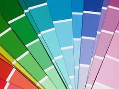 choisir des couleurs de peinture