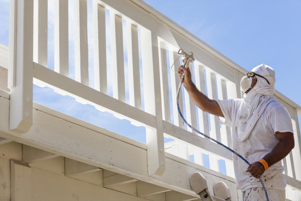 peintre pour patio