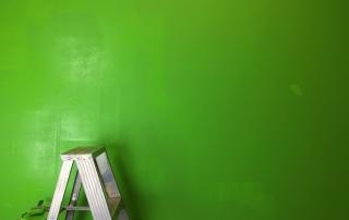 matériel pour peindre