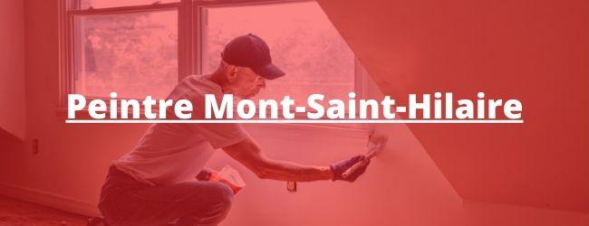 Peintre Mont-Saint-Hilaire