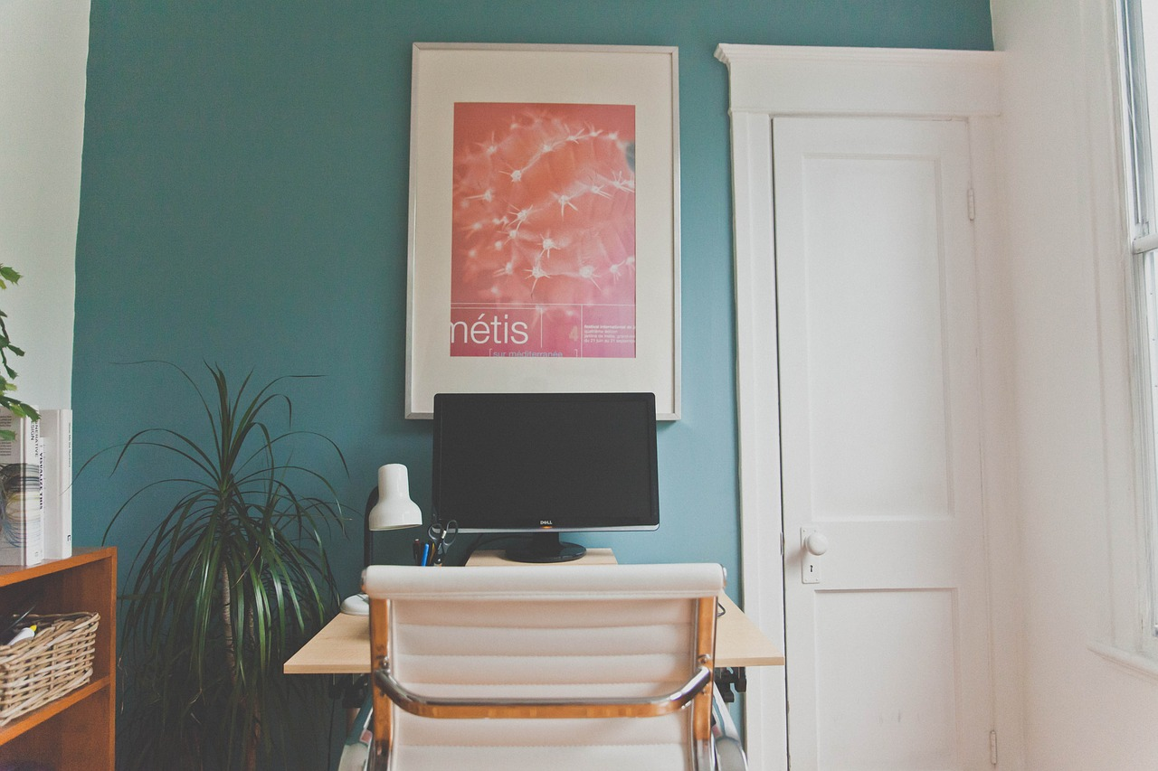 couleurs de mur tendance saturé